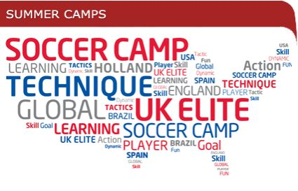 U.K. Elite Soccer Summer Camps