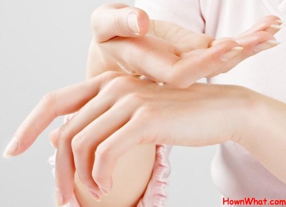 beautiful soft hands