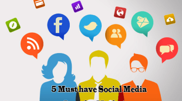 5 Must Have Social Media Apps for Marketers