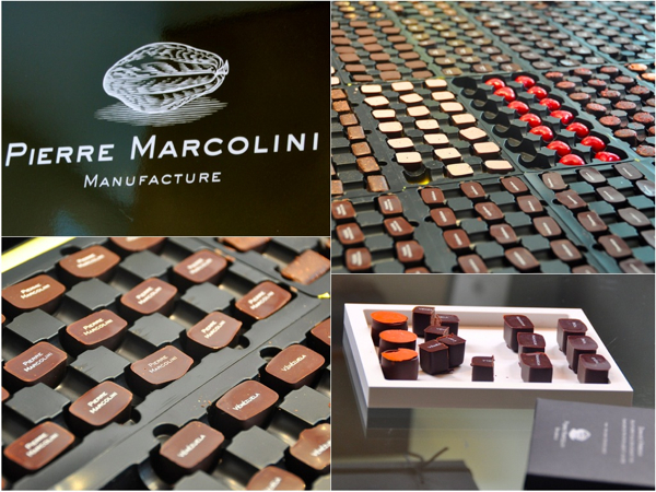 Pierre Marcolini Context paris Chocolate tour