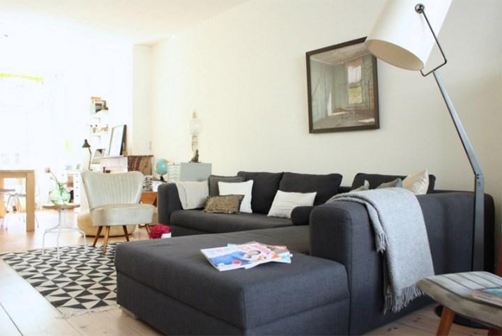 dark grey sofa living room ideas