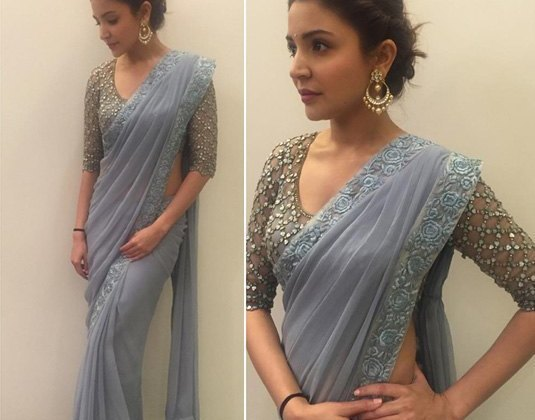 How-to-Wear-Saree-neatly-to-Look-Slim