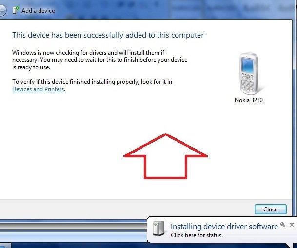 add bluetooth mobile device