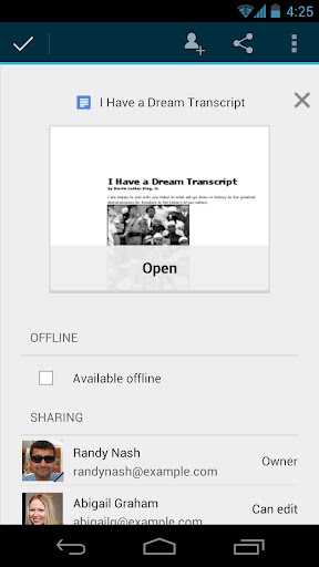 google drive android app-3