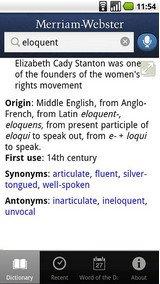 merriam dictionary