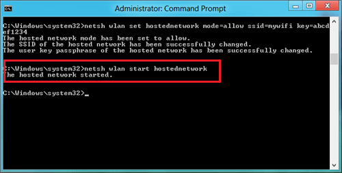 windows 8 wifi connection launch command