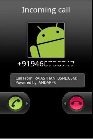 android caller location india app