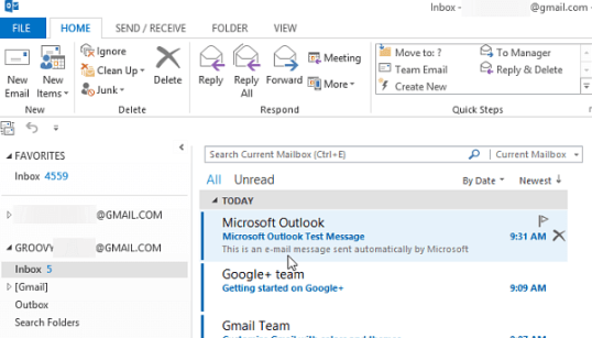Outlook-2013-Using-Gmail-Account