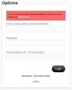 log in-APK-Downloader-Setup-email-device-id
