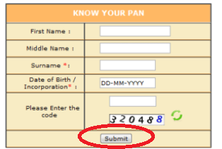 How to Verify PAN Number Online