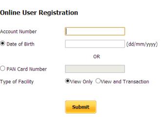 pnb netbanking registration