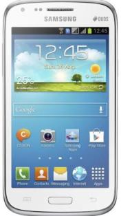 galaxy core 18262 - Activate WiFi, Bluetooth Set Pattern