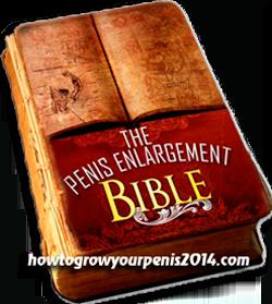 penis pembesaran Alkitab