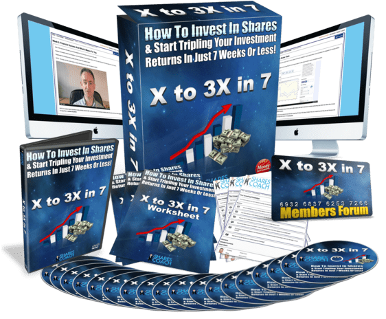 X to 3X in 7 Self Study Package