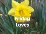 Friday Loves : flowers