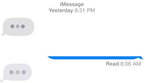 How to watch out for an iMessage prank in iPhone
