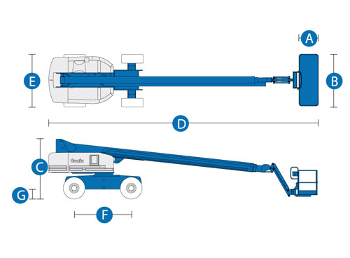 GENIE-S85-4WD-selvgoende-bomlift-28m