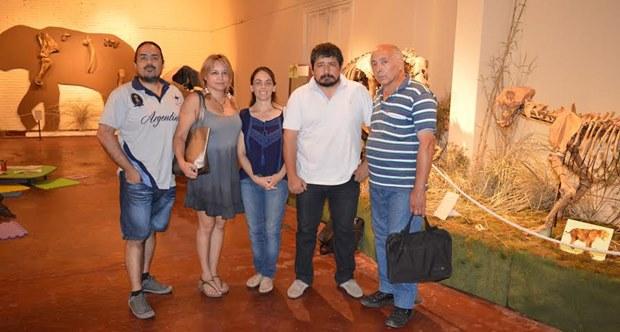 """Intensas actividades científicas en el Museo de Ciencias """"Carlos Ameghino"""""""