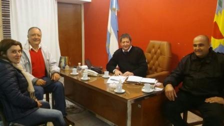Representante del Gabinete de Ministro Bonaerense en la Unidad 5
