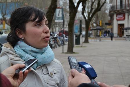 La joven que hizo pública su imposibilidad de ingreso a la Local fue agredida