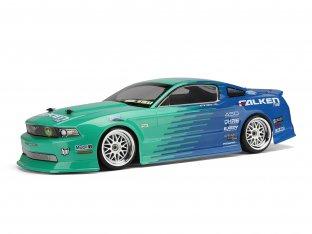 #105979 - RTR E10 Drift Falken Mustang GT RTR