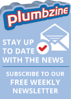 Sign up to Plumbzine, our weekly newsletter