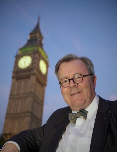Tim Pollard at Westminster