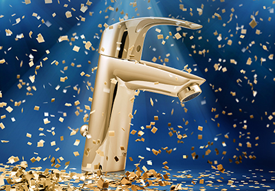Go for gold with GROHE's Eurosmart promotion