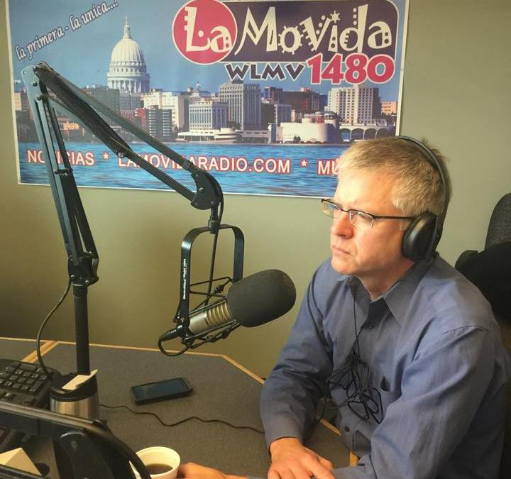 Halstead Guest on La Movida Radio to Discuss Rights Under Worker's Compensation Laws