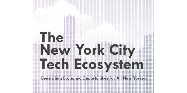 NYC Tech Ecosystem