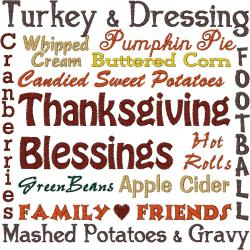 Small Of Happy Thanksgiving Blessings