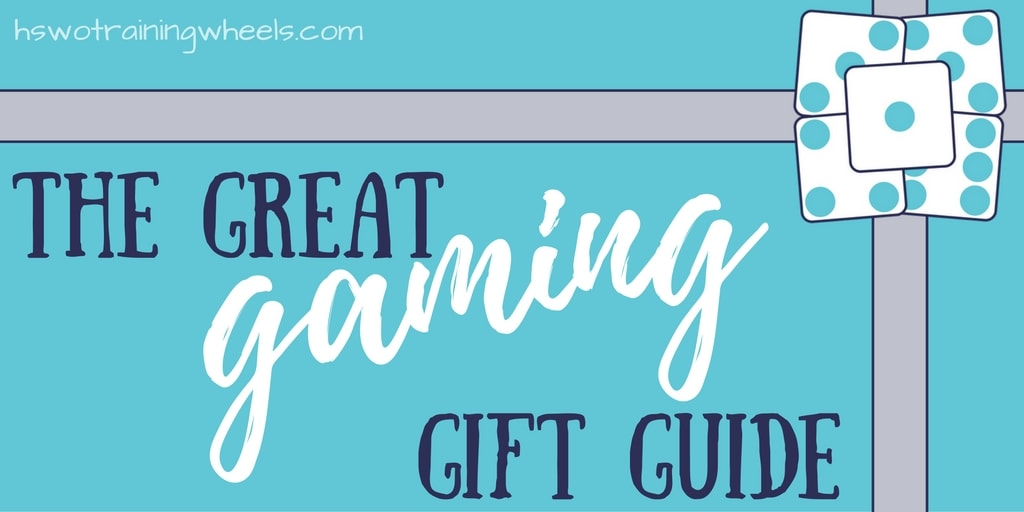 The Great Gaming Gift Guide