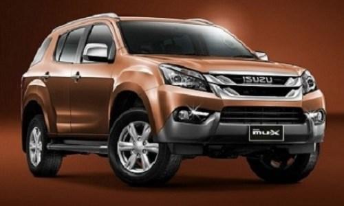 MU-X Hua Hin Car rental