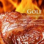 GOLF & BBQ at Banyan Golf Club, Hua Hin