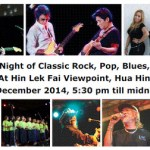 11th Anniversary Preserve Hua Hin Charity Music Festival