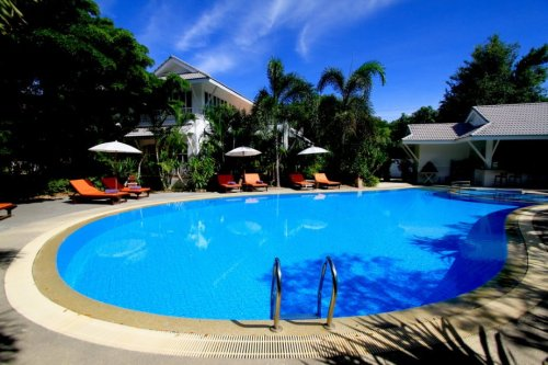 Baan Laksasubha Resort Hua Hin Spa, restaurant, beach Bar