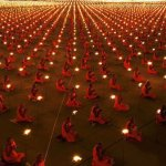 Asahna Bucha Day & Khao Phansa Buddhist Lent Day