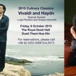 Culinary Classics @ Dusit Thani Hua Hin
