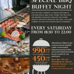 Amari Hua Hin Special BBq Buffet Night