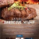 Saturday night BBQ @ Banyan Resort