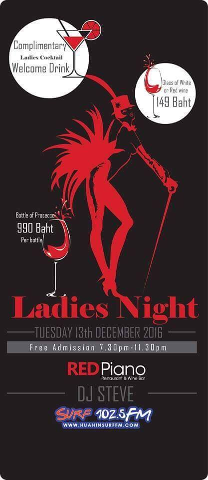 ladies-night-at-red-piano-hua-hin
