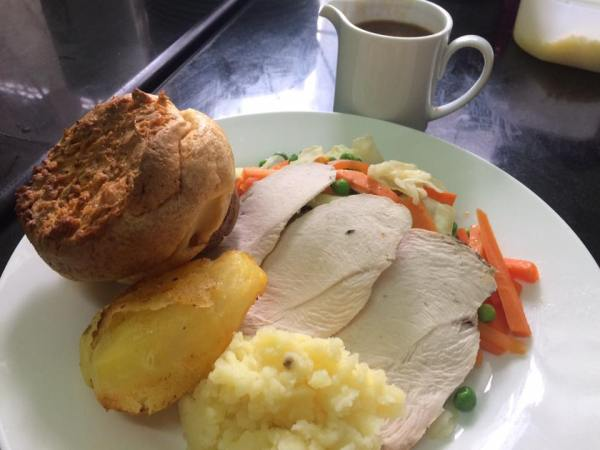 Sunday Roast at Hua Hin 99 Cafe