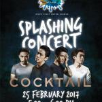 Vana Nava Splashing Concert