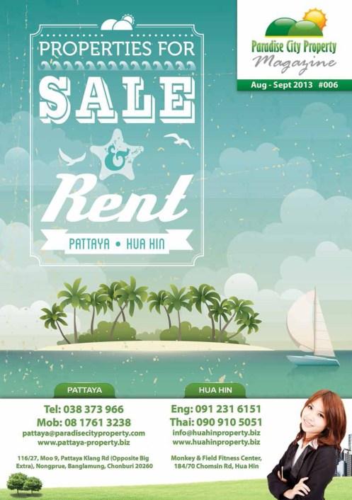 Paradise City Property Magazine Issue # 006