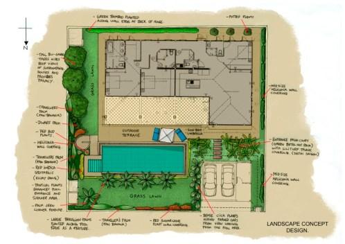 Orchid Palm Homes LANDSCAPE_concept