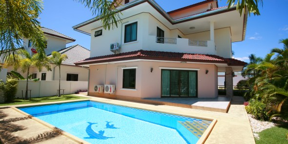Natural Hill Hua Hin House For Rent