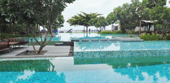 Baan San Pleum Beach front Condo Hua Hin For Rent
