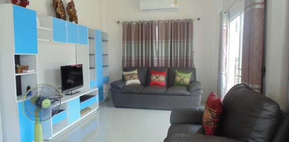 Bungalow for rent at Lavalle