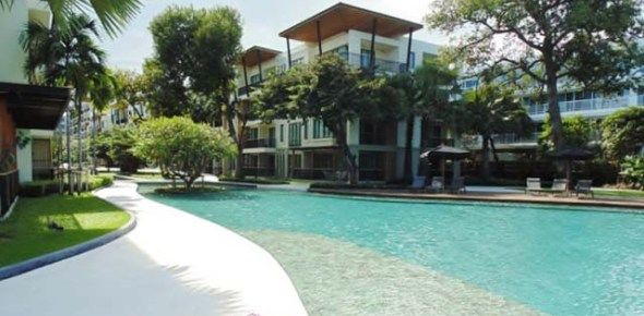 Condo Baan San Suk For Sale