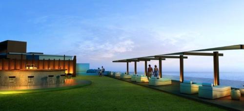 The Miracle Condo Hua Hin sky lounge